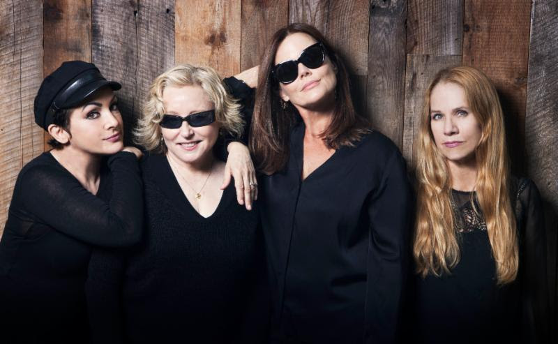 "The Go-Go's Announce North American ""The Go-Go's Farewell"" Tour"