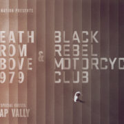 Death From Above 1979 + Black Rebel Motorcycle Club's Co-Headline U.S. Tour – Ticket Giveaway