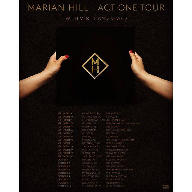 "Die 5 Kreativsten Wohncontainerhauser Europa Slc: Marian Hill Announces The U.S. ""Act One Tour"" • Digital"