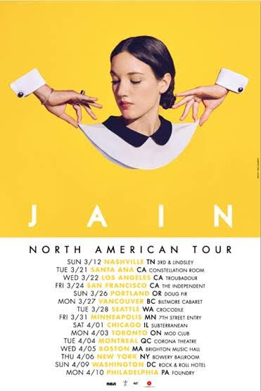 jain-north-american-tour-poster