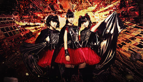 babymetal to support select dates of red hot chili peppers 39 north american tour digital tour bus. Black Bedroom Furniture Sets. Home Design Ideas