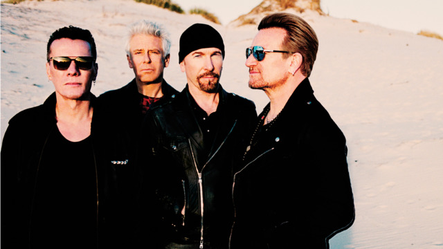 "U2 Announces ""The Joshua Tree Tour"""