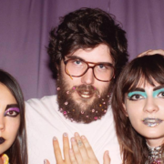 Cherry Glazerr's 2017 Winter North American Tour – GALLERY