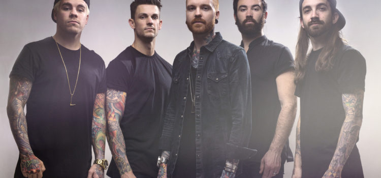 """Memphis May Fire Announces """"March of Madness Tour"""""""
