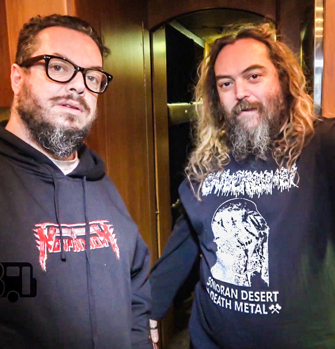 Max & Iggor Cavalera – BUS INVADERS Ep. 1132 [VIDEO]
