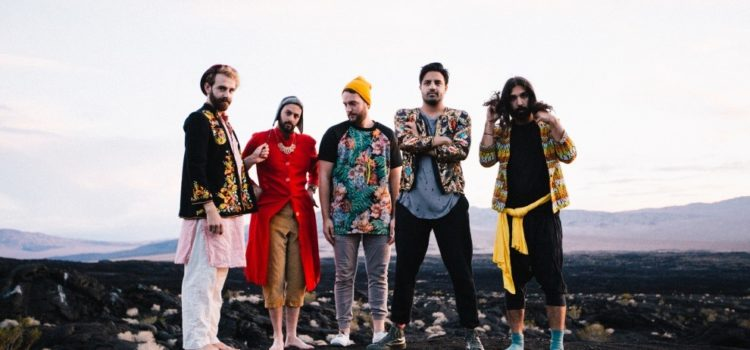 "Young The Giant Add Dates to ""Home of the Strange Tour"""