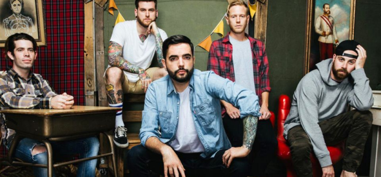 A Day To Remember Announce North American Tour