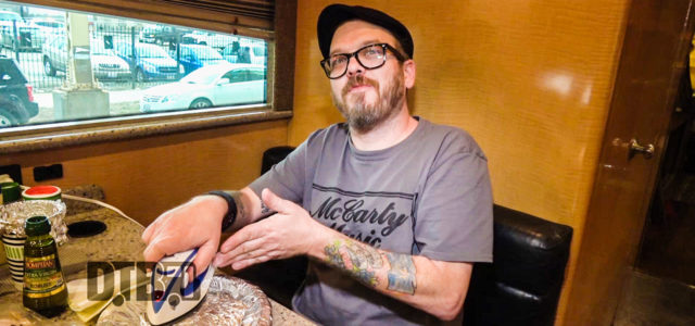 Bowling For Soup Makes Panini Sandwiches With Clothes Iron – COOKING AT 65MPH Ep. 27 [VIDEO]