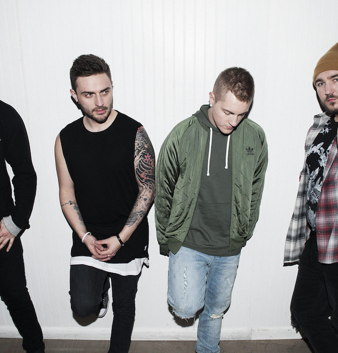"""I Prevail Announces the """"Rage On The Stage! Tour"""""""