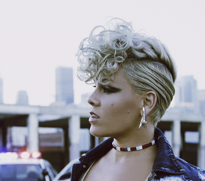 "Pink Announces ""Beautiful Trauma World Tour"""