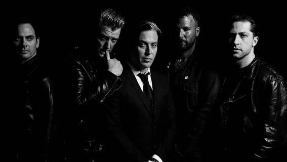 "Queens of the Stone Age Expands 2018 North American ""Villains Tour"""