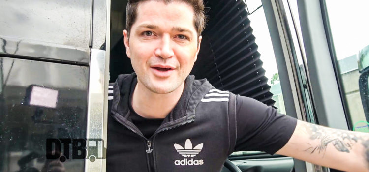 The Script – BUS INVADERS Ep. 1220 [VIDEO]