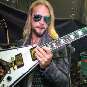 Judas Priest's Richie Faulkner – GEAR MASTERS Ep. 199 [VIDEO]