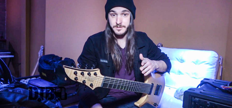 Miles Dimitri Baker (of Rings of Saturn and Interloper) – GEAR MASTERS Ep. 197 [VIDEO]
