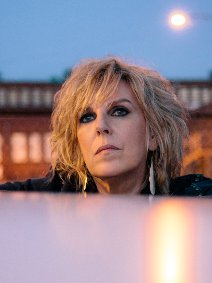 """Lucinda Williams Announces """"LSD Tour"""" with Steve Earle and Dwight Yoakam"""