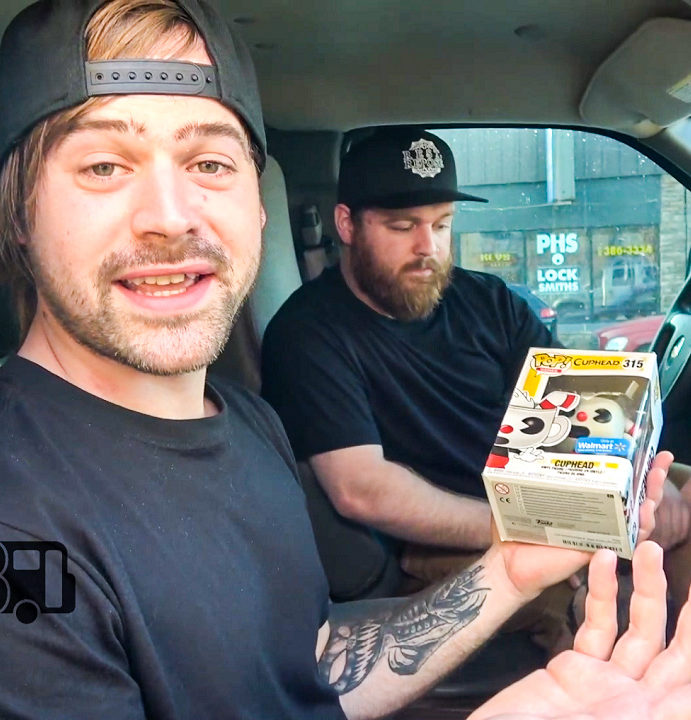 Rest, Repose – BUS INVADERS Ep. 1318 [VIDEO]