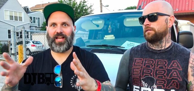 The Agony Scene – CRAZY TOUR STORIES Ep. 642 [VIDEO]