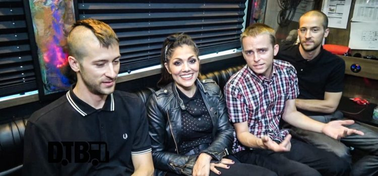The Interrupters – FIRST CONCERT EVER Ep. 83 [VIDEO]