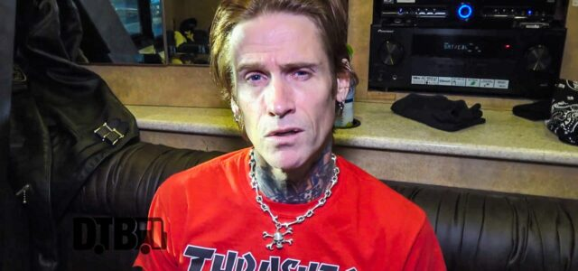 Buckcherry – FIRST CONCERT EVER Ep. 132 [VIDEO]